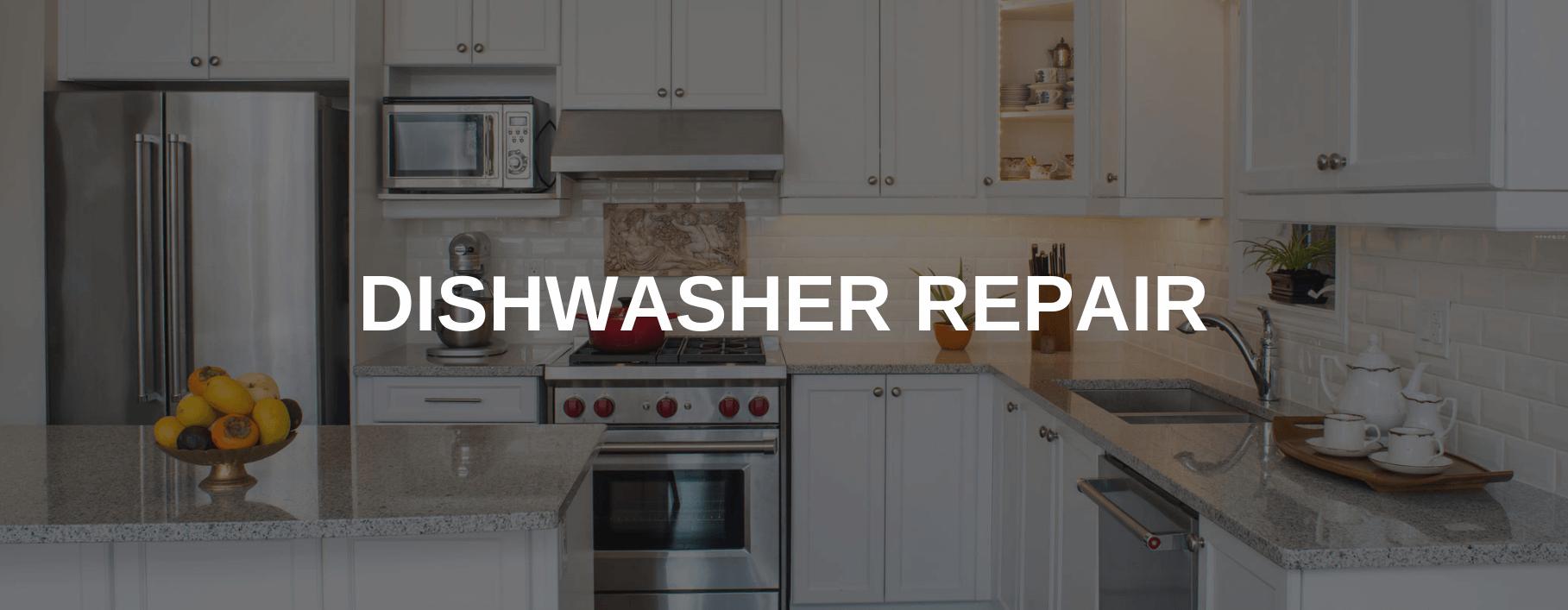 dishwasher repair east hartford