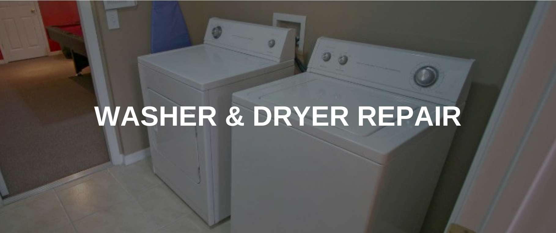 washing machine repair east hartford